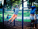 Streetworkout Platz Lehen, Parcour, Functional Fitness, (c) wildbild